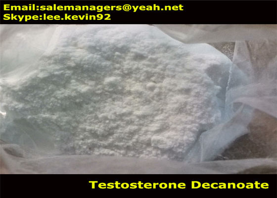 China Wit Poedertestosteron Decanoate/Test Deca Cas 5721-91-5 voor Gewichtsverlies leverancier